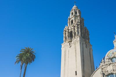 California Tower | Balboa Park | San Diego, California | The 2015 Sony Alpha Experience