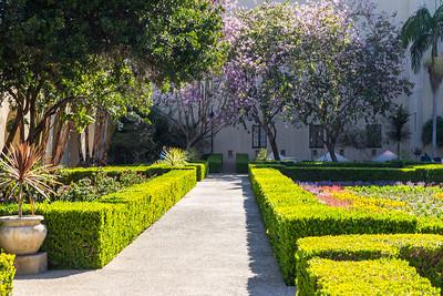 Alcazar Garden | Balboa Park | San Diego, California | The 2015 Sony Alpha Experience