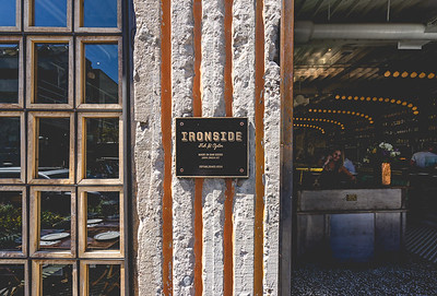 Ironside Fish + Oyster Bar | San Diego, California | March 2015