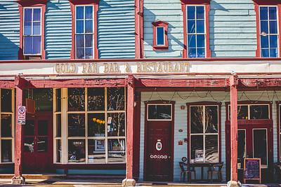 Gold Pan Bar & Restaurant | Downtown Breckenridge, Colorado