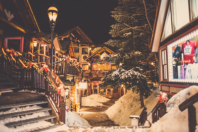 Downtown Breckenridge, Colorado