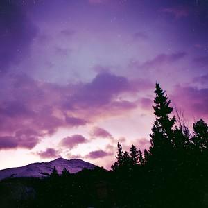 Sunrise View   iPhone pics   Wedgewood Lodge   Breckenridge, Colorado