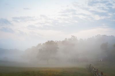 Sunrise in Monkton, Maryland | September 2014