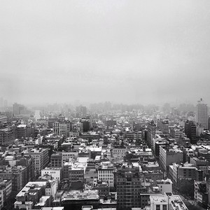 Trump Soho // View From Room  // iPhone5 Photo // 2013