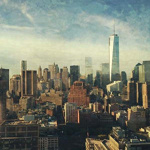 View from Trump Soho // 2013 // iPhone5 Photo