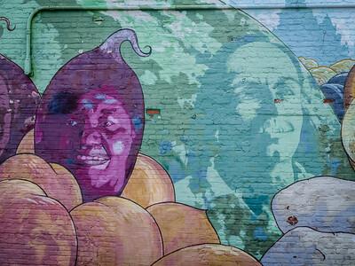 City Market Murals | Downtown Raleigh, North Carolina