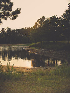 Falls Lake | Raleigh, North Carolina