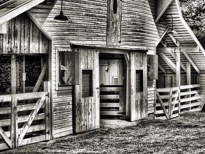 Historic Oak View County Park   Raleigh, North Carolina