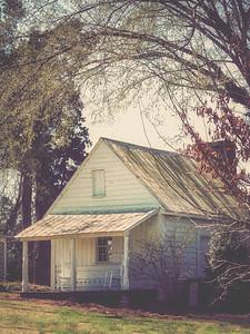 Historic Oak View County Park | Raleigh, North Carolina