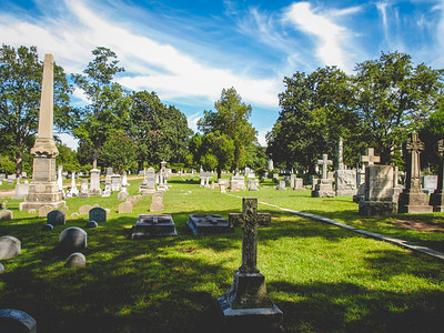 Historic Oakwood Cemetery | Raleigh, North Carolina