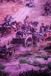 Gettysburg Cyclorama   2011