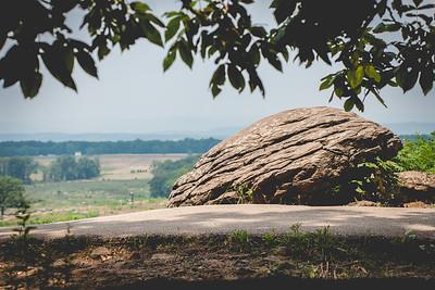Gettysburg, PA | 2011 | Little Round Top