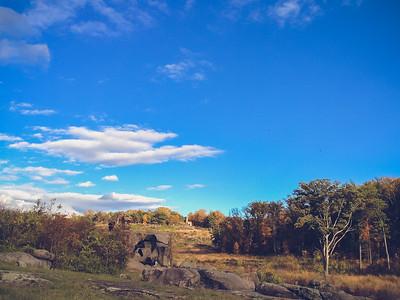iPhone5 photo | Devil's Den | Gettysburg, PA | 2014