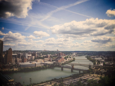 iPhoneography | Downtown Pittsburgh, Pennsylvania