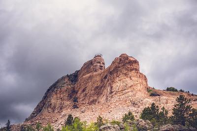 Crazy Horse Memorial | June 2015