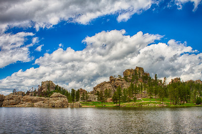 Sylvan Lake | South Dakota | 2015