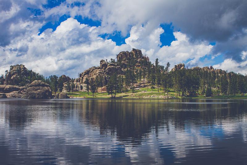 Sylvan Lake | South Dakota | 2015