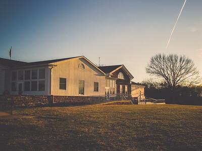 Henry Hill House | 2008 | Manassas National Battlefield Park