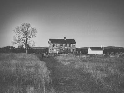 Henry Hill House | 2010 | Manassas National Battlefield Park