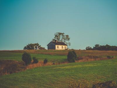 Henry Hill House | 2008| Manassas National Battlefield Park