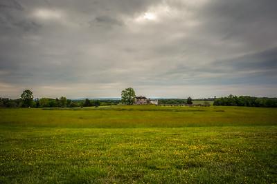 Henry Hill House | 2016 | Manassas National Battlefield Park