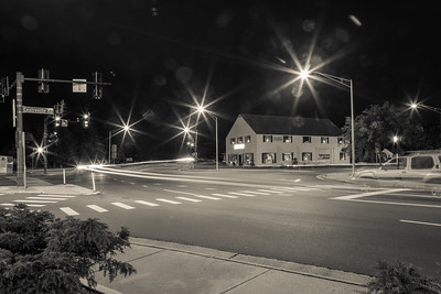 2011 Long Exposure Experiments // Old Town Manassas, Virginia