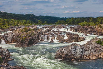 Great Falls National Park // 2013 // McLean, Virginia