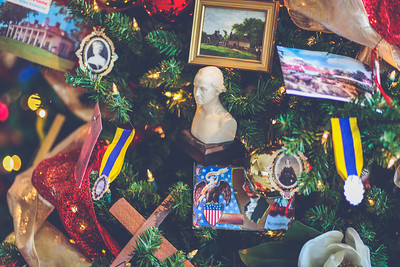 Christmas 2012 at Mount Vernon, Virginia