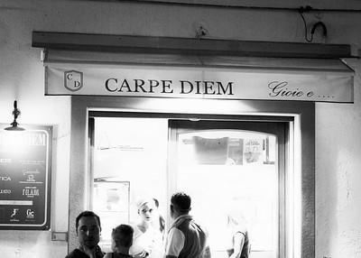 """""""Carpe Diem."""""""