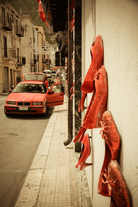 """""""I Need Red Shoes to Climb This Wall."""""""