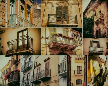 """Balcony Collage"""