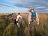Walking in the Okavanga Delta