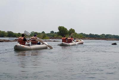 Zambezi Canoe Trip-5