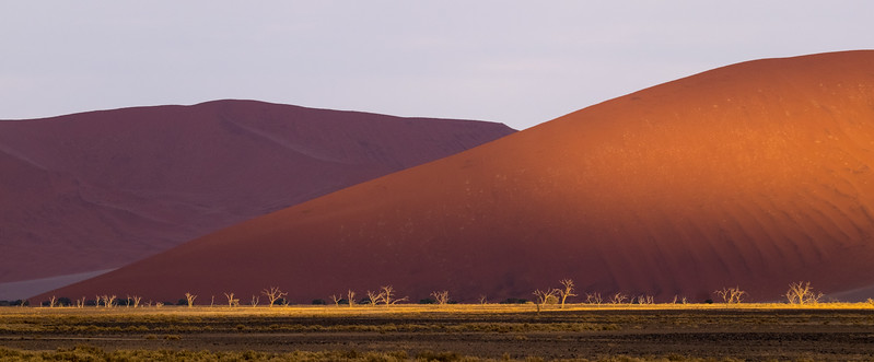 Tour of Namibia with Dirk and Aletta