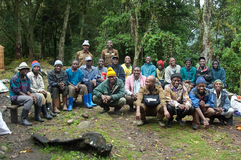 Most of our porters