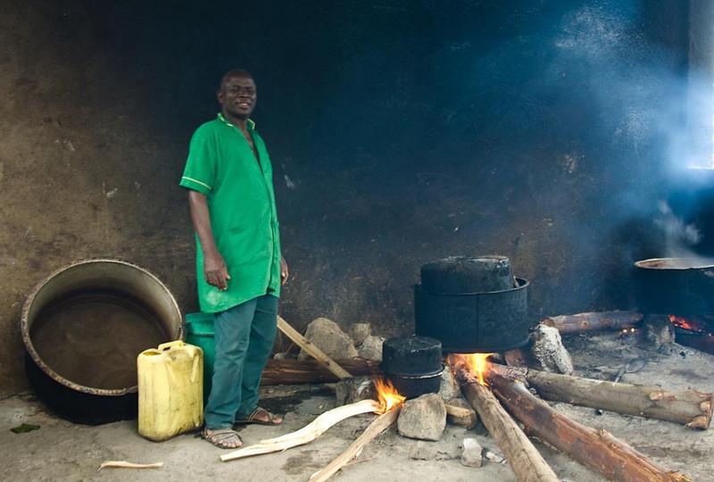 Hospital Cook: Kagando