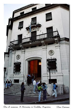 University at Cordoba center
