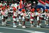 Young persons percussion band. Nobeoka. Kyushu.