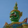 Green Demon Guardian - Wat Arun
