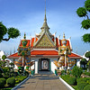Wat Arun Temple & Demon Temple Guards