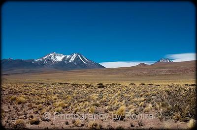 Atacama Desert and Uyuni Flats