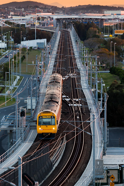 Brisbane Airport Train