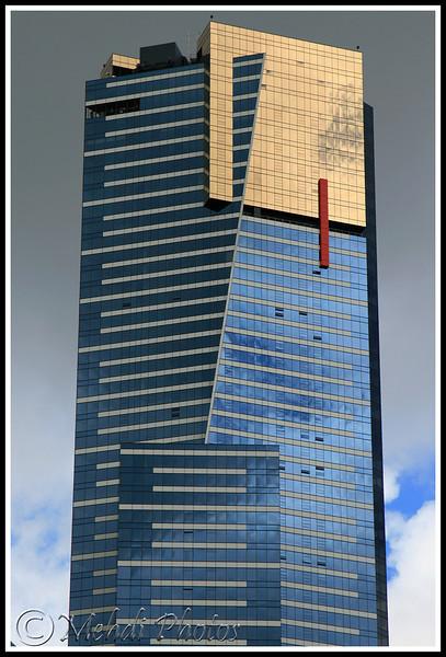 Eureka Tower, Melbourne.
