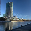 Melbourne, Yarra River & Crown Plaza