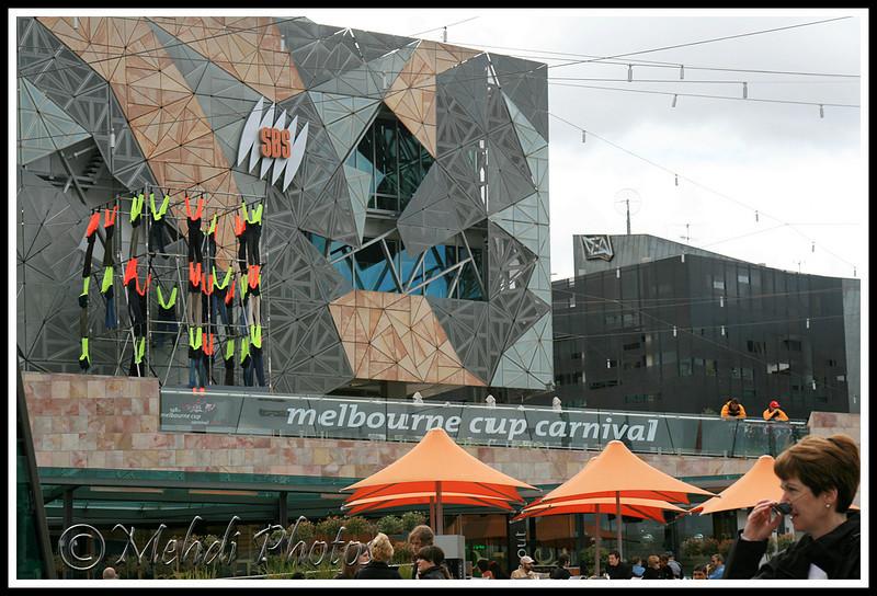 Federation Square, Melbourne CBD