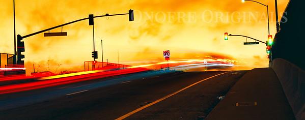 Traffic Lights During Fire Season 3
