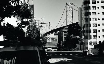 Bay Bridge, SF, CA
