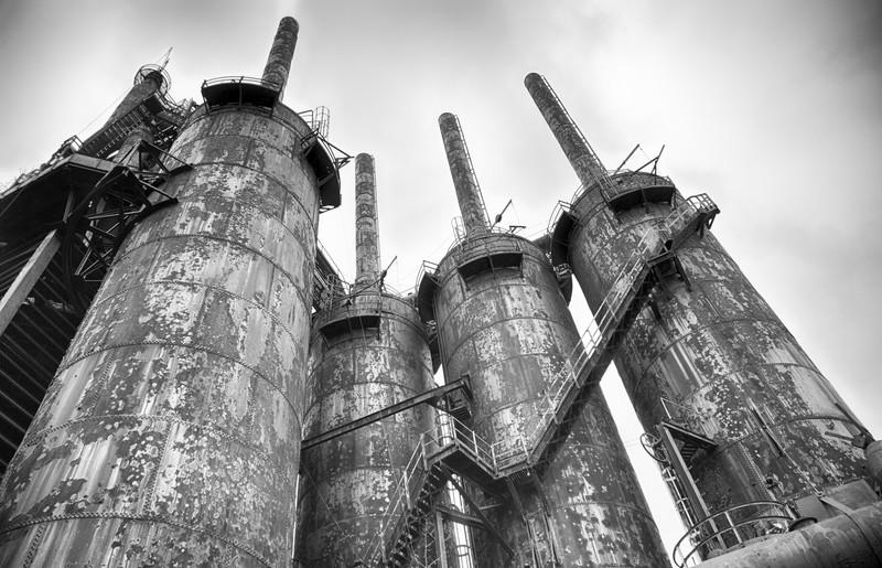 Stacks at Bethelem Steel