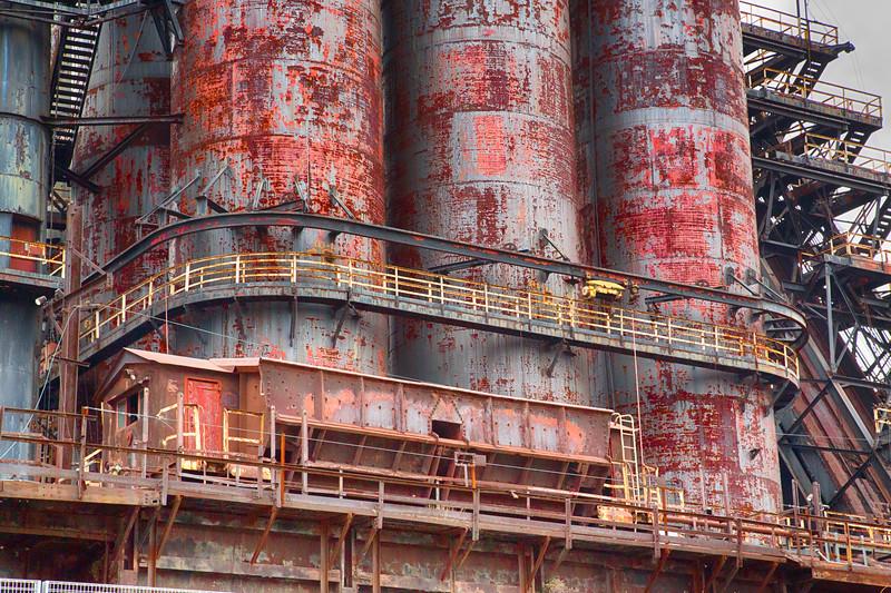 Shack at the Stack Bethlehem Steel