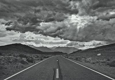 CA 270, Eastern Sierra, California